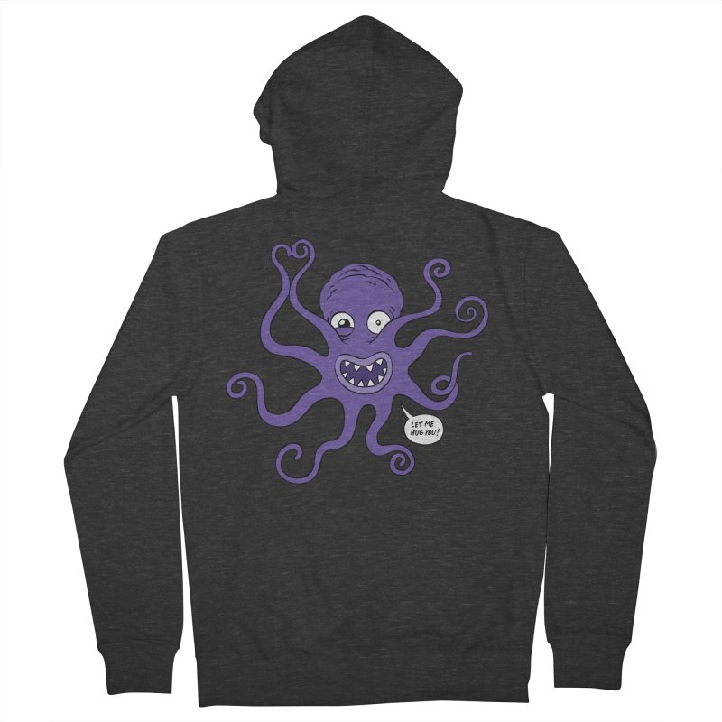 Hugtopus Men's French Terry Zip-Up Hoody by Freehand