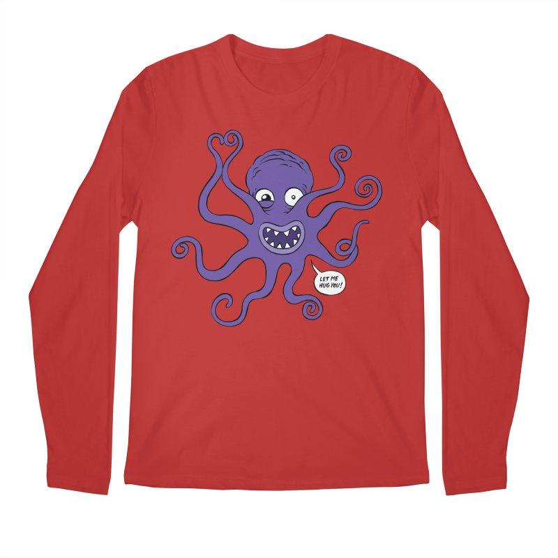 Hugtopus Men's Regular Longsleeve T-Shirt by Freehand