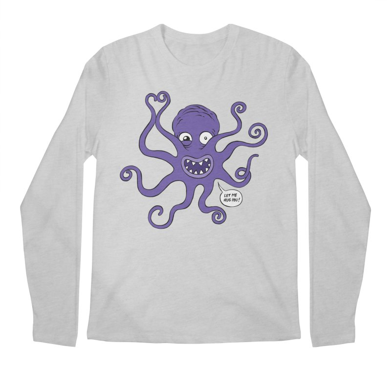 Hugtopus Men's Longsleeve T-Shirt by Freehand