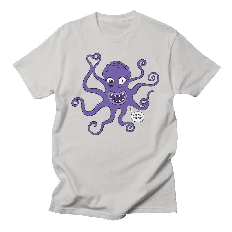 Hugtopus Men's Regular T-Shirt by Freehand