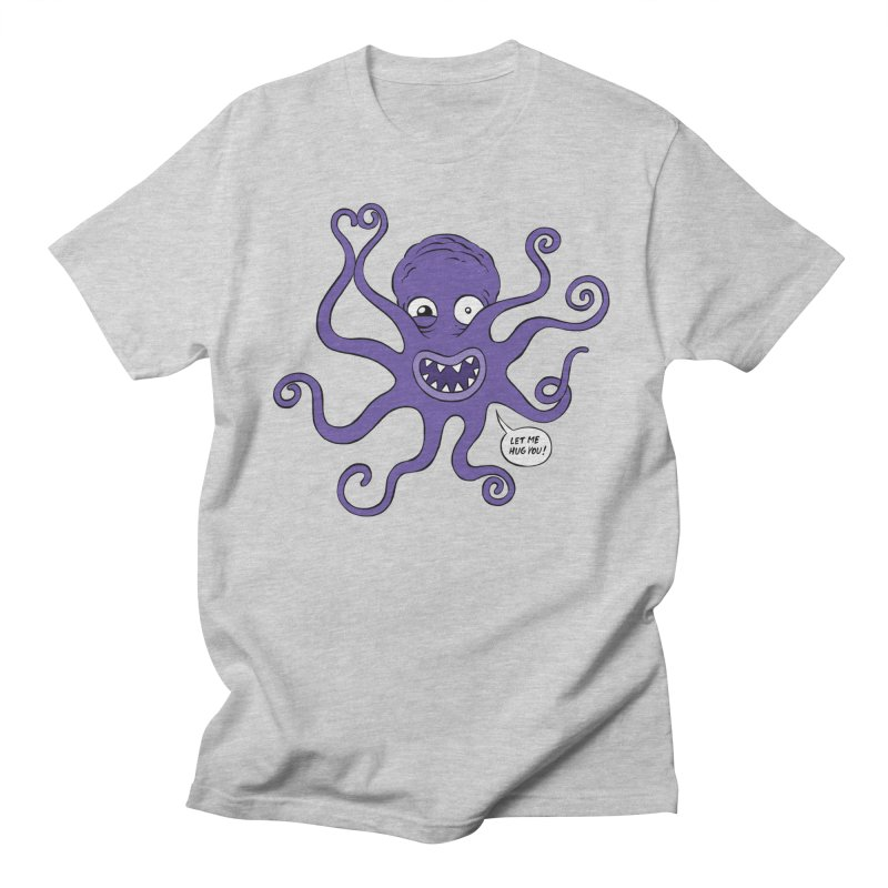 Hugtopus Men's T-Shirt by Freehand