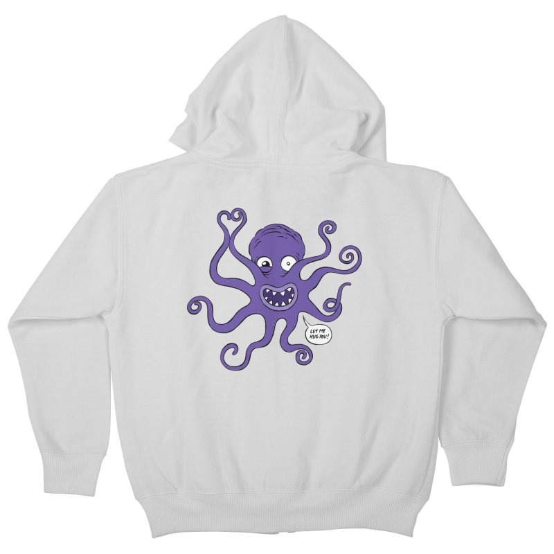 Hugtopus Kids Zip-Up Hoody by Freehand
