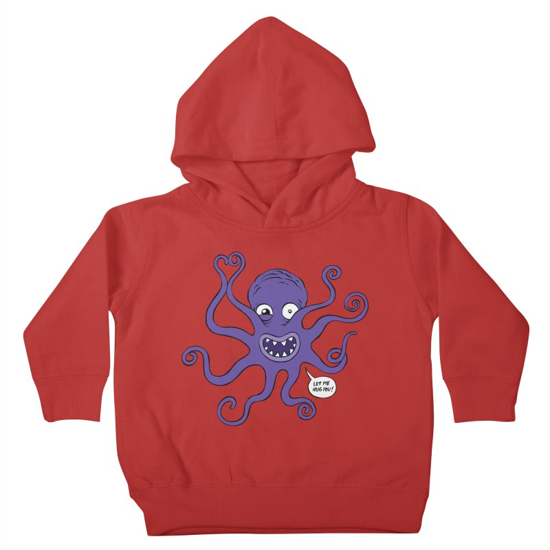 Hugtopus Kids Toddler Pullover Hoody by Freehand