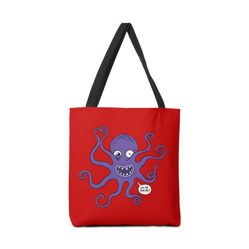 Hugtopus Accessories Tote Bag Bag by Freehand