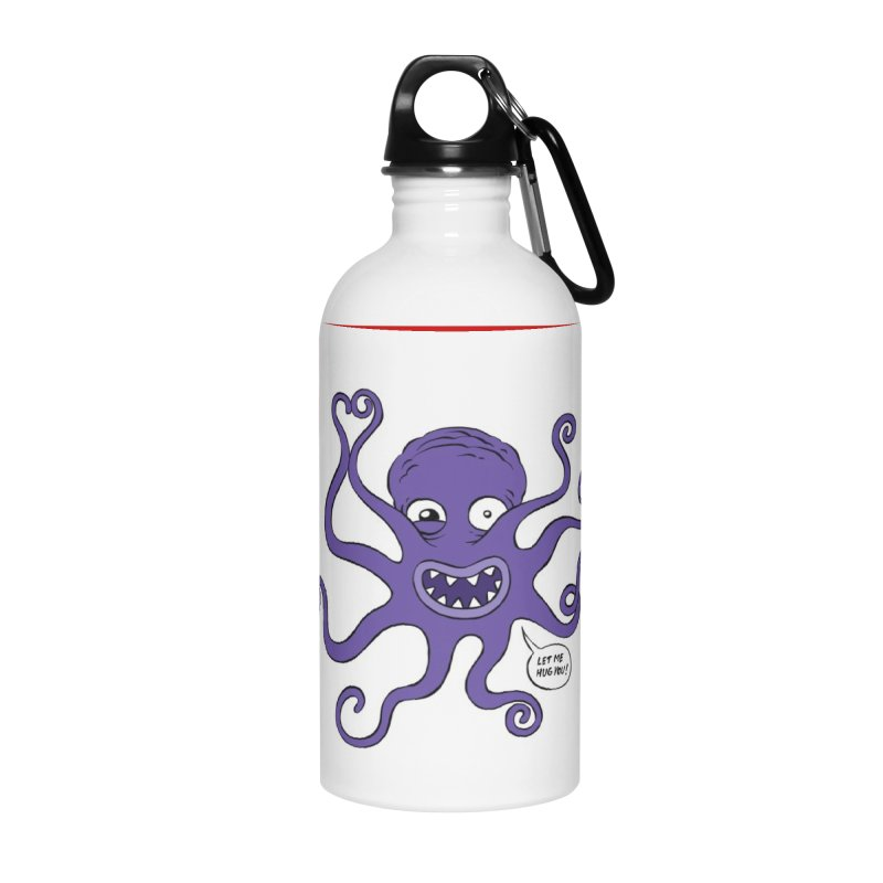 Hugtopus Accessories Water Bottle by Freehand
