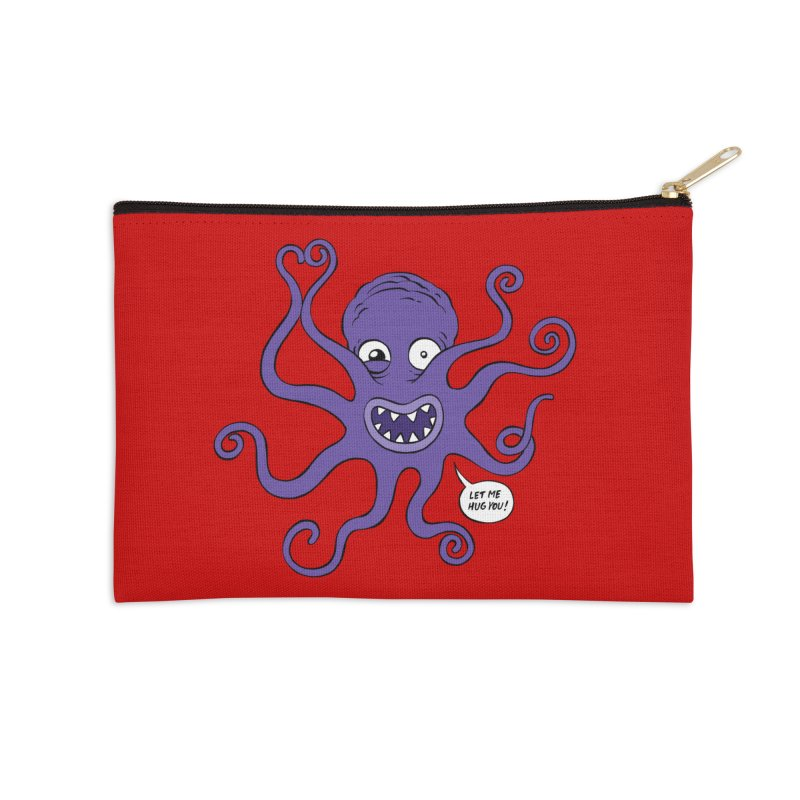 Hugtopus Accessories Zip Pouch by Freehand
