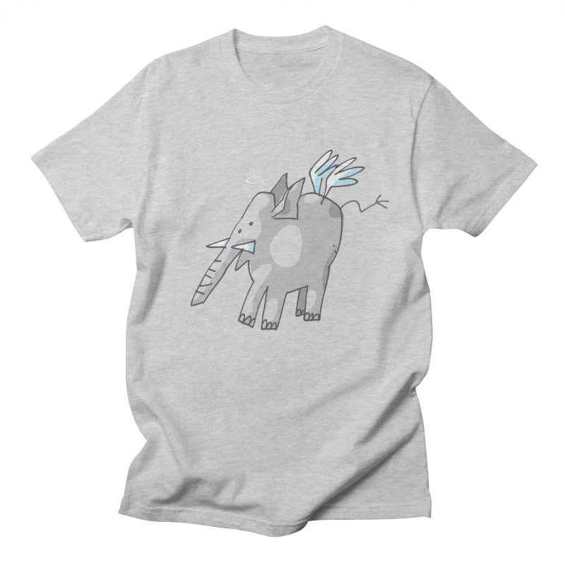 AngelPhant Men's T-Shirt by Freehand
