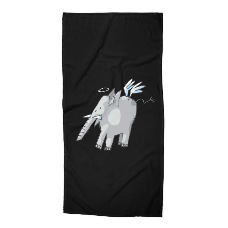 AngelPhant Accessories Beach Towel by Freehand
