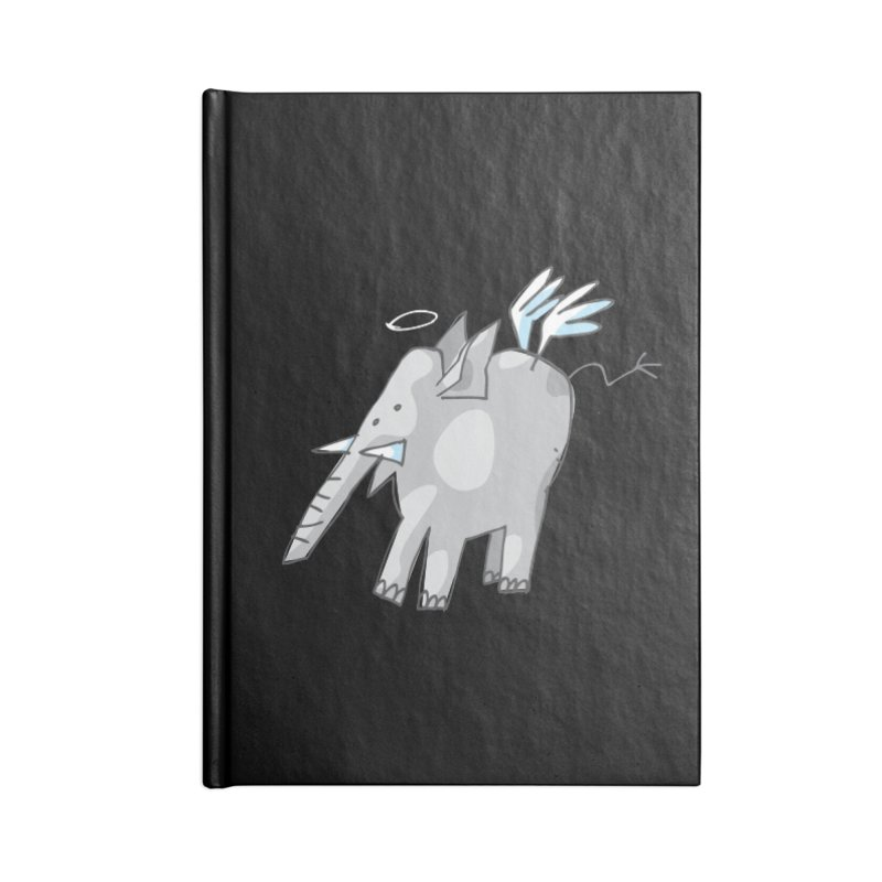 AngelPhant Accessories Notebook by Freehand