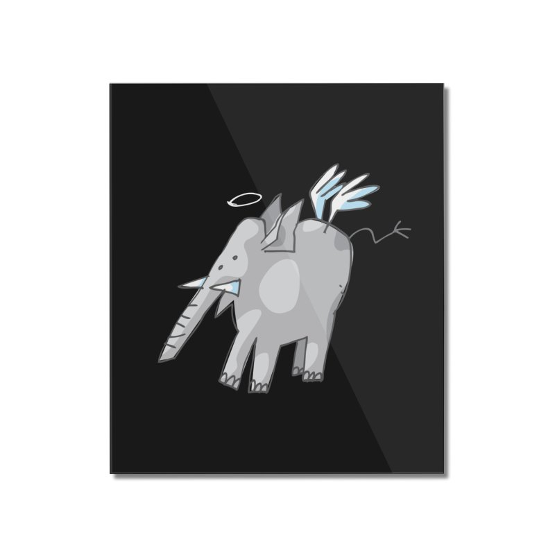 AngelPhant Home Mounted Acrylic Print by Freehand