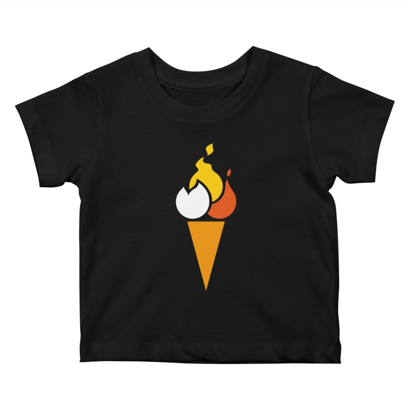 Spicecream Kids Baby T-Shirt by Freehand