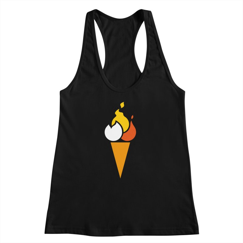 Spicecream Women's Racerback Tank by Freehand