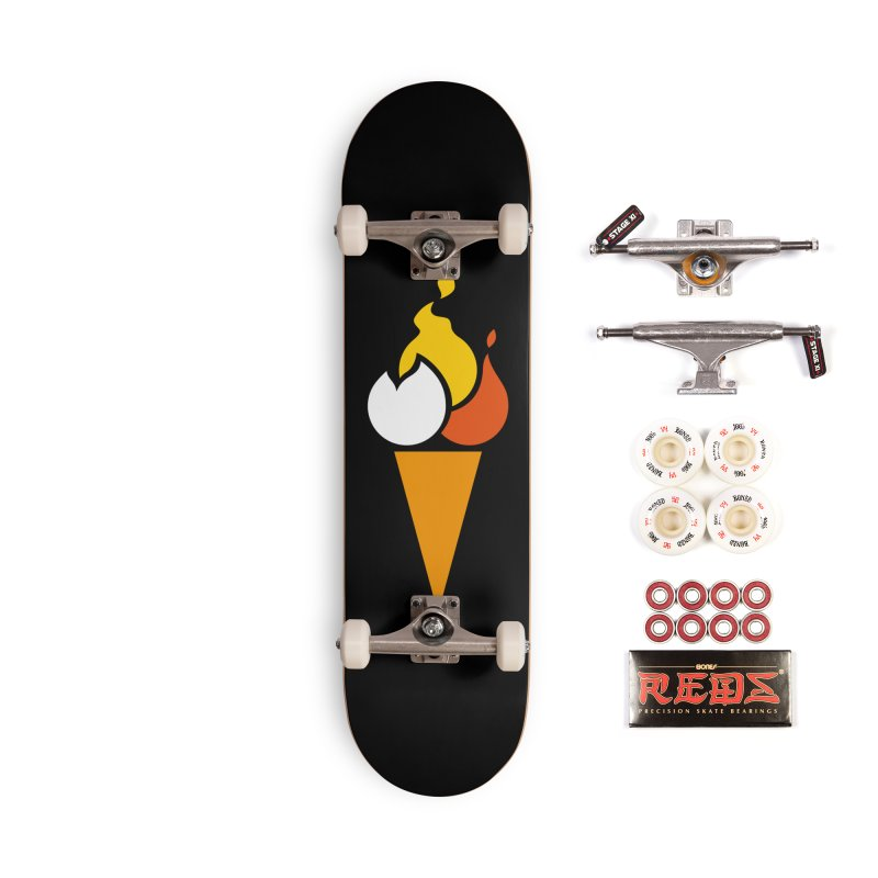 Spicecream Accessories Complete - Pro Skateboard by Freehand