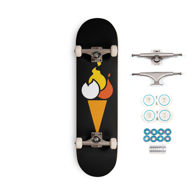 Spicecream Accessories Complete - Basic Skateboard by Freehand