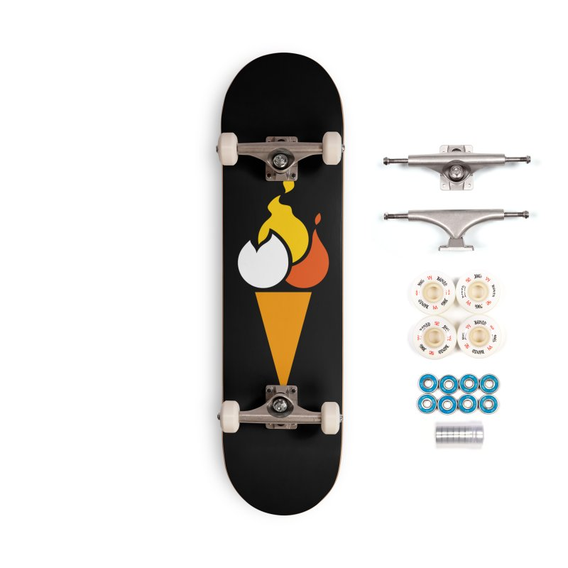 Spicecream Accessories Complete - Premium Skateboard by Freehand