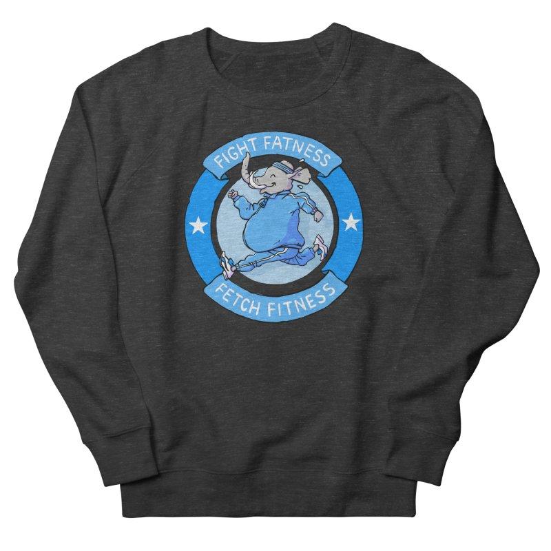 Fight Fatness Men's Sweatshirt by Freehand