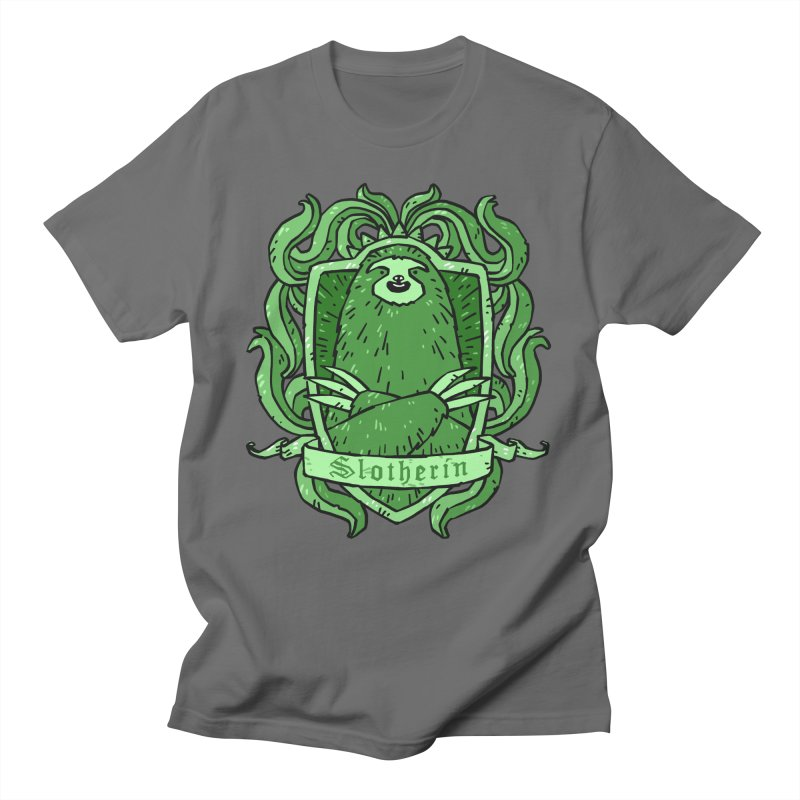 Slotherin Men's T-Shirt by Freehand