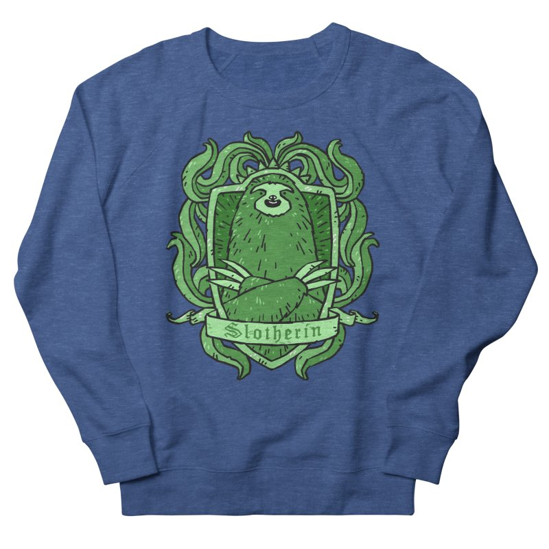 Slotherin Men's Sweatshirt by Freehand