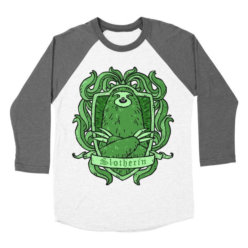 Slotherin Women's Longsleeve T-Shirt by Freehand