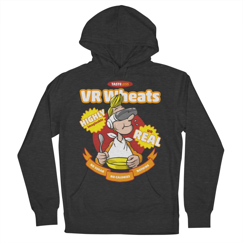 VR Wheats Women's Pullover Hoody by Freehand