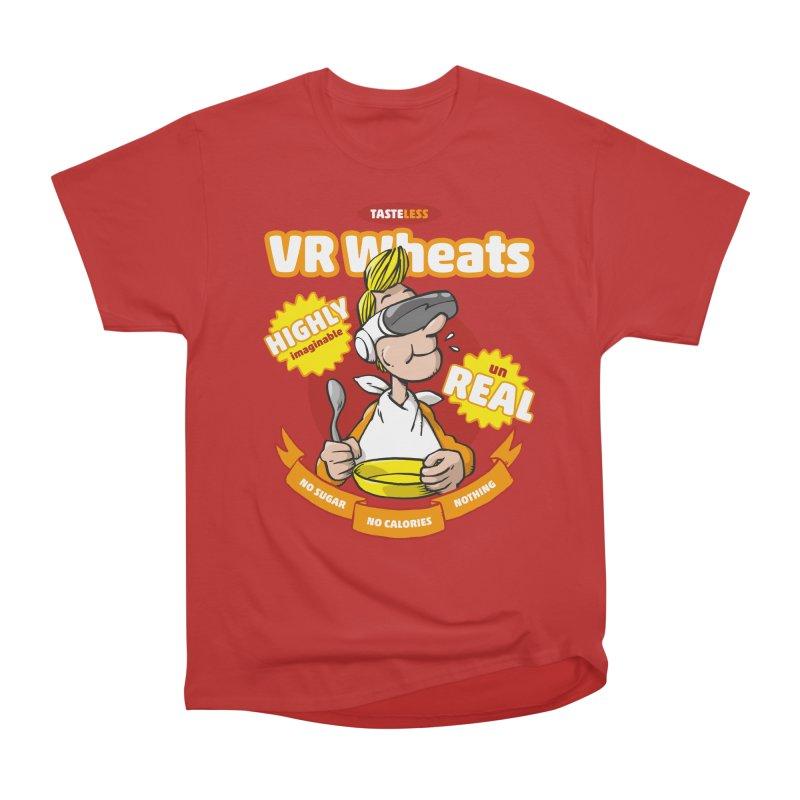 VR Wheats Women's Heavyweight Unisex T-Shirt by Freehand