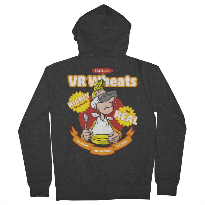 VR Wheats Women's Zip-Up Hoody by Freehand