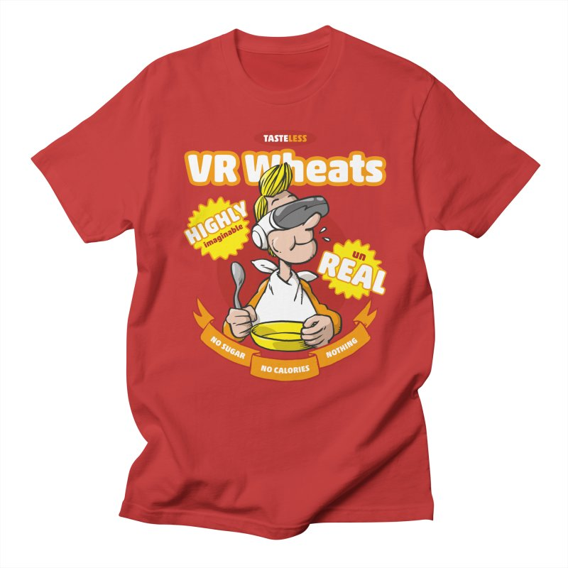 VR Wheats Men's T-Shirt by Freehand