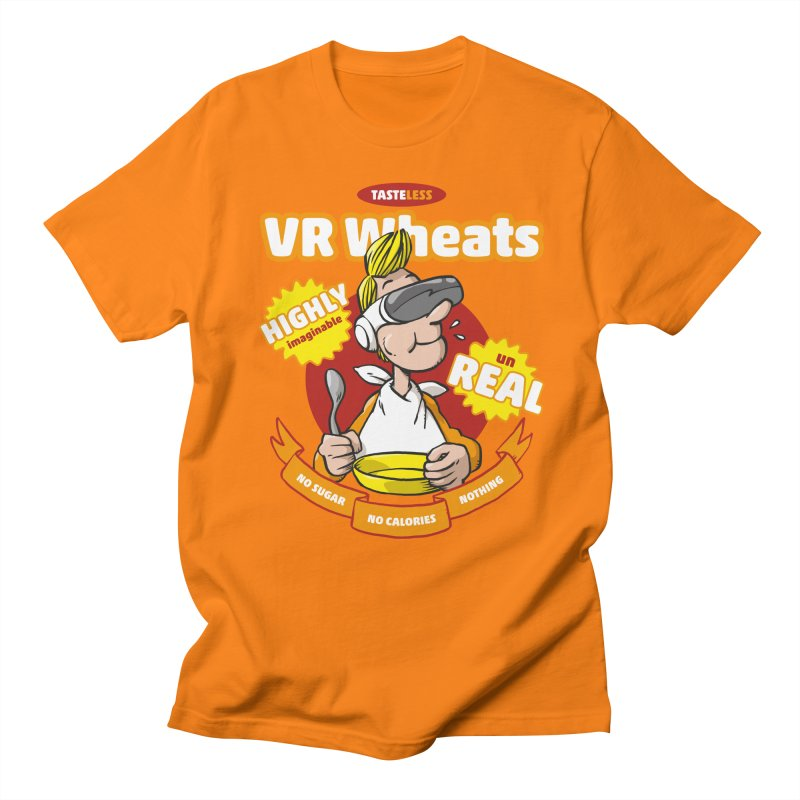 VR Wheats Women's Unisex T-Shirt by Freehand