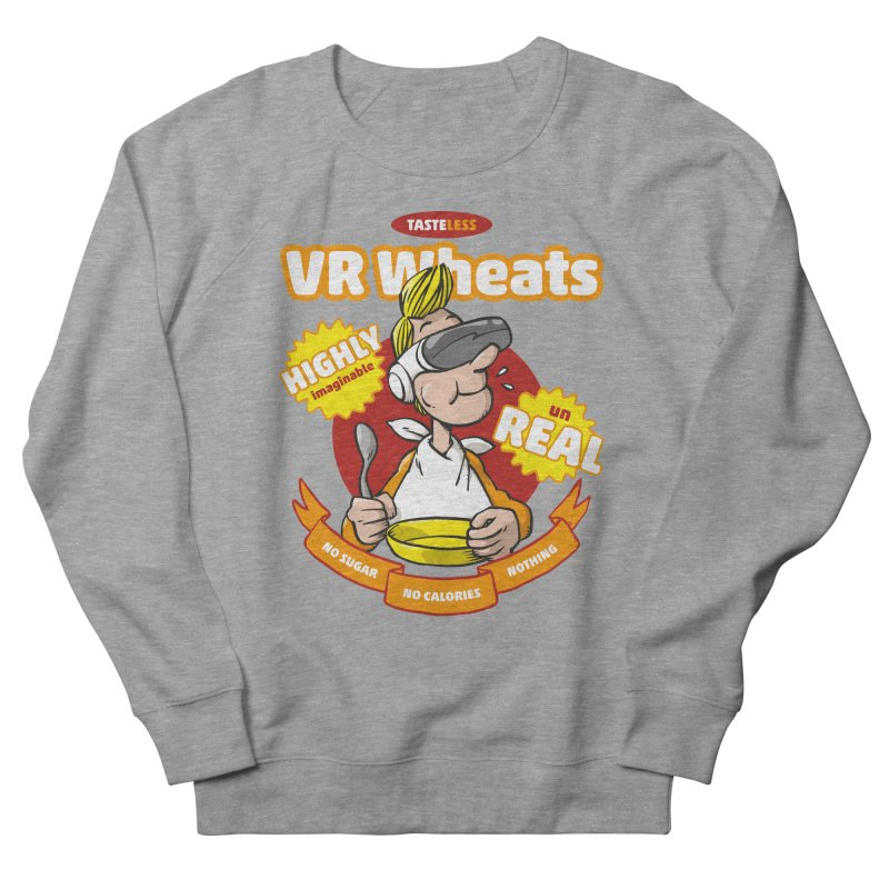 VR Wheats Women's Sweatshirt by Freehand