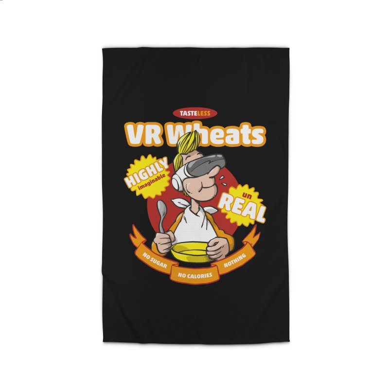 VR Wheats Home Rug by Freehand