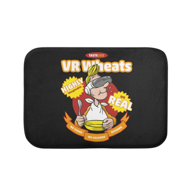 VR Wheats Home Bath Mat by Freehand