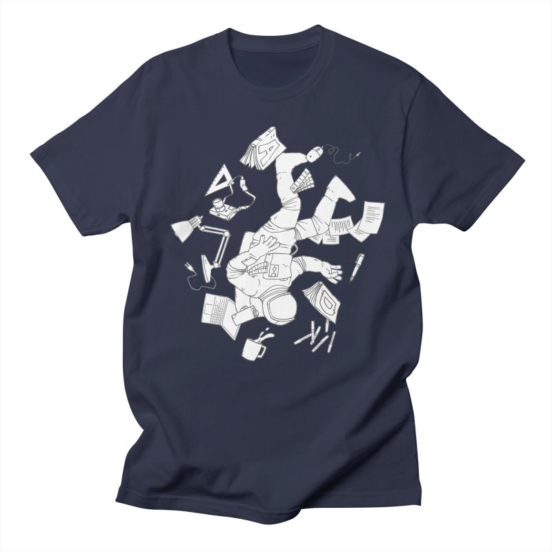 Space Studies Men's T-Shirt by Freehand