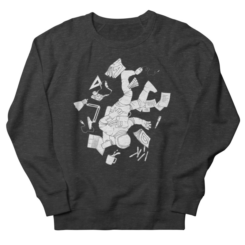 Space Studies Women's French Terry Sweatshirt by Freehand