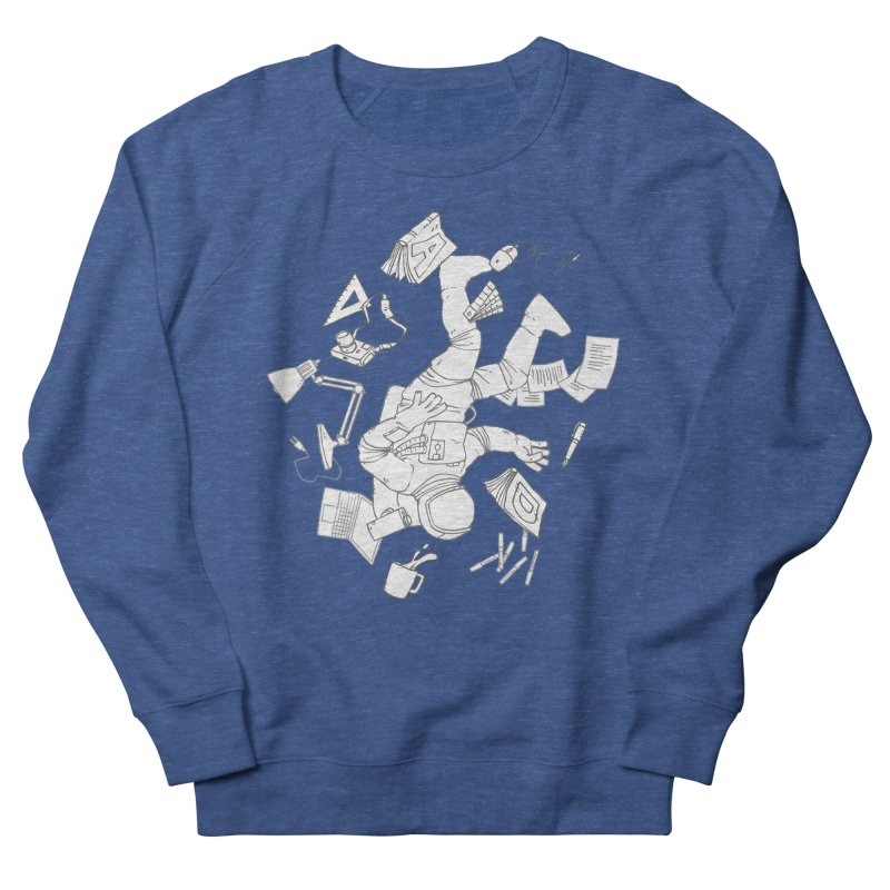 Space Studies Men's Sweatshirt by Freehand