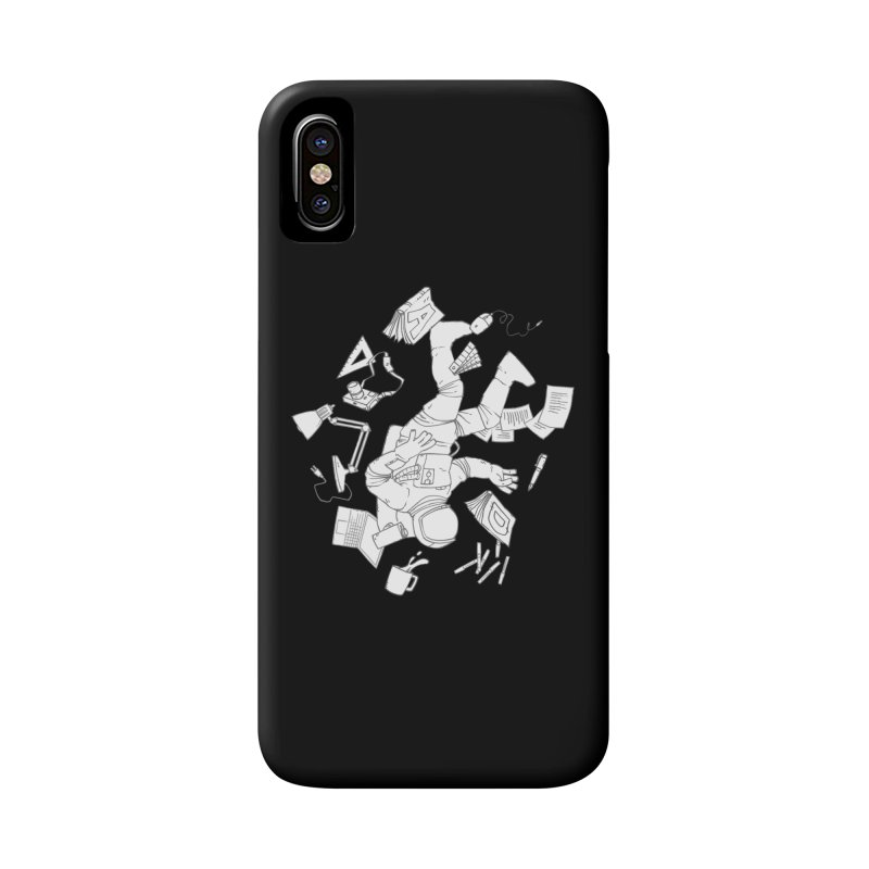 Space Studies Accessories Phone Case by Freehand