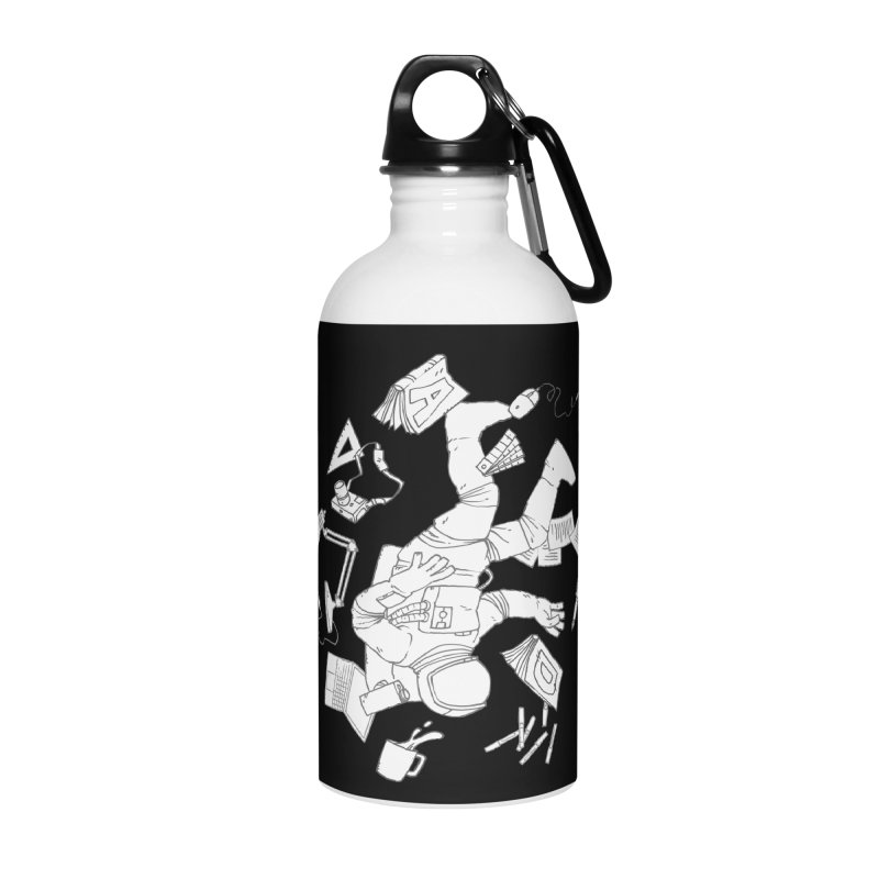 Space Studies Accessories Water Bottle by Freehand