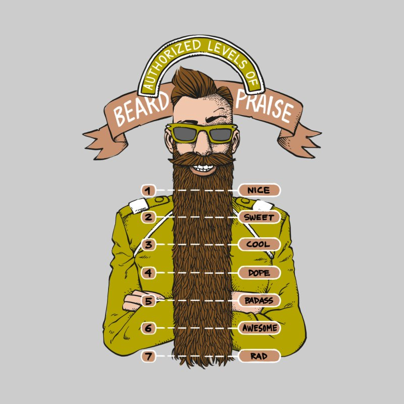 Beard Praise by Freehand