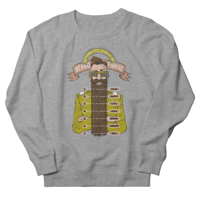 Beard Praise Men's Sweatshirt by Freehand