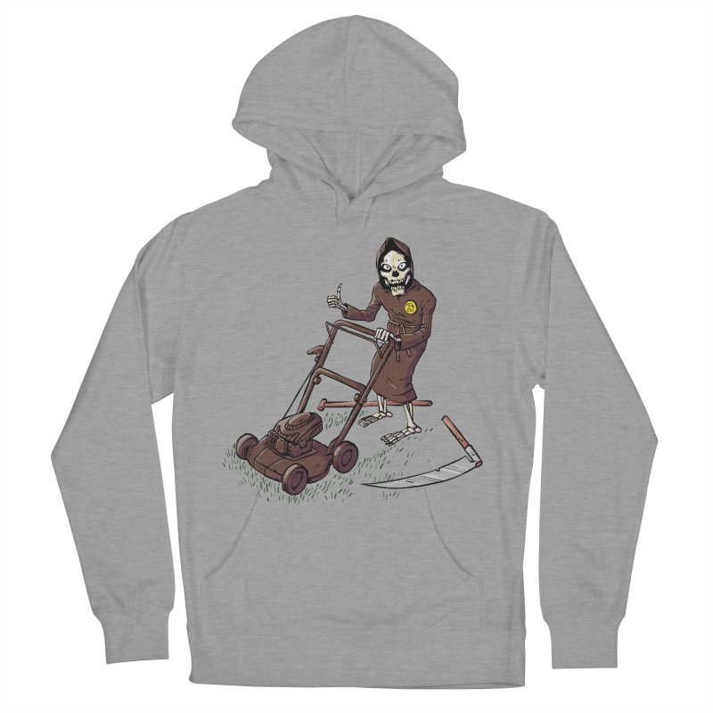 Mow On Men's Pullover Hoody by Freehand