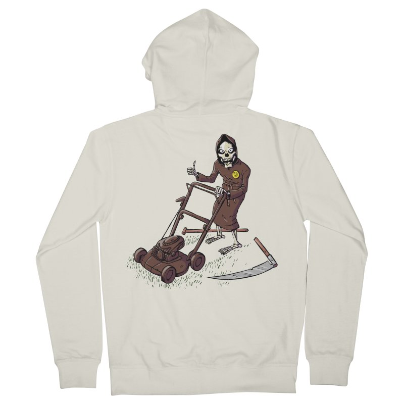 Mow On Women's French Terry Zip-Up Hoody by Freehand