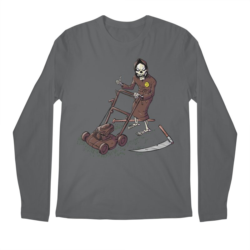 Mow On Men's Longsleeve T-Shirt by Freehand