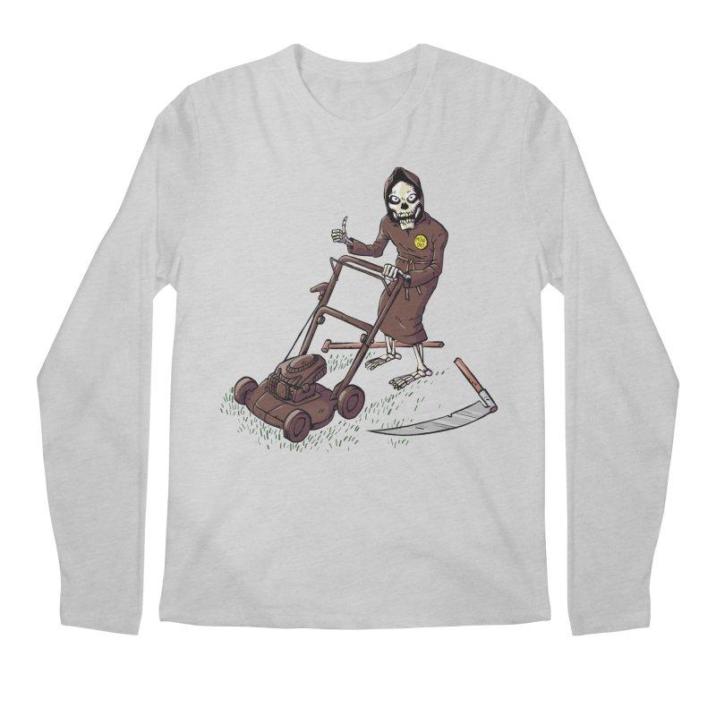 Mow On Men's Regular Longsleeve T-Shirt by Freehand