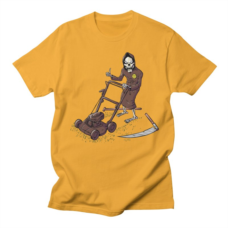 Mow On Women's Unisex T-Shirt by Freehand