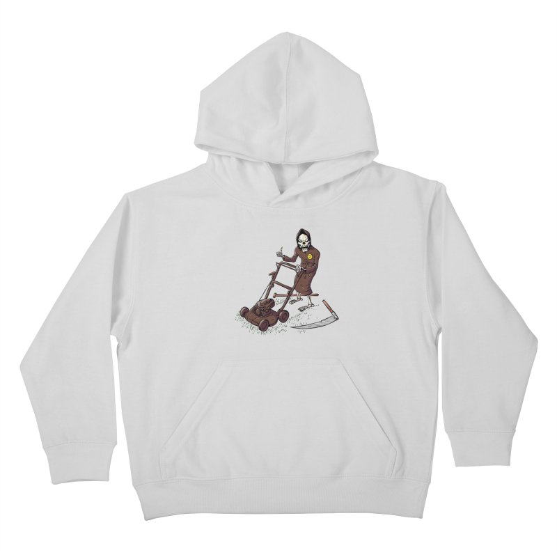Mow On Kids Pullover Hoody by Freehand