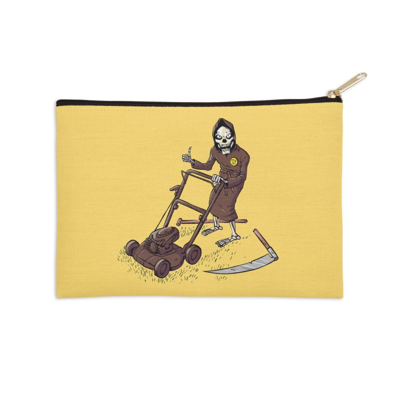 Mow On Accessories Zip Pouch by Freehand
