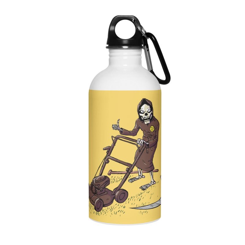 Mow On Accessories Water Bottle by Freehand