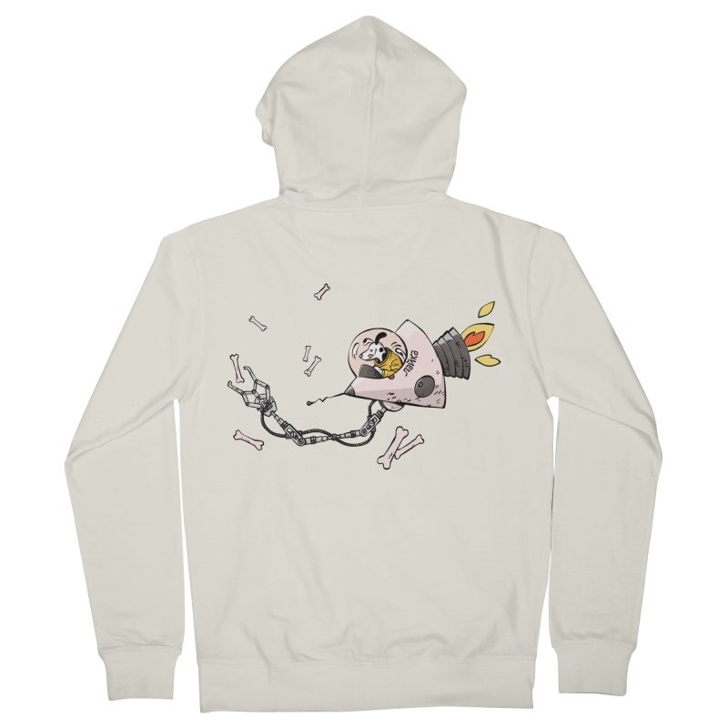 Bone Collector Women's French Terry Zip-Up Hoody by Freehand