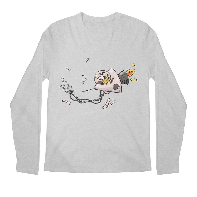 Bone Collector Men's Regular Longsleeve T-Shirt by Freehand