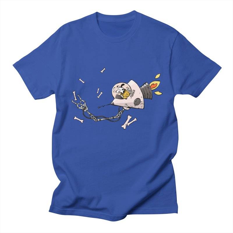 Bone Collector Men's Regular T-Shirt by Freehand