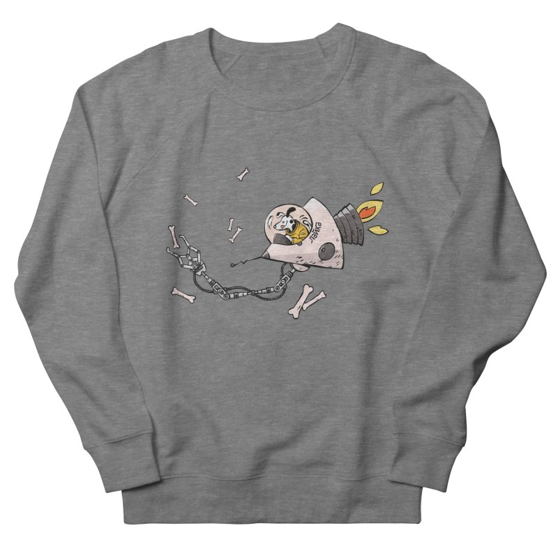 Bone Collector Men's French Terry Sweatshirt by Freehand